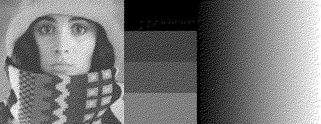 Floyd-Steinberg dithering with noise